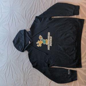 Mitchell & Ness Milwaukee Bucks Navy Hoodie Sweater XL